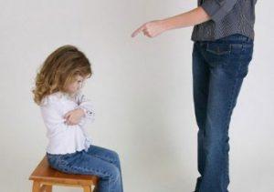 بایدها و نبایدها در تنبیه کودکان